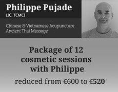 Package of 12 Cosmetic Sessions